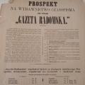 GAZETA RADOMSKA(1884-1917)
